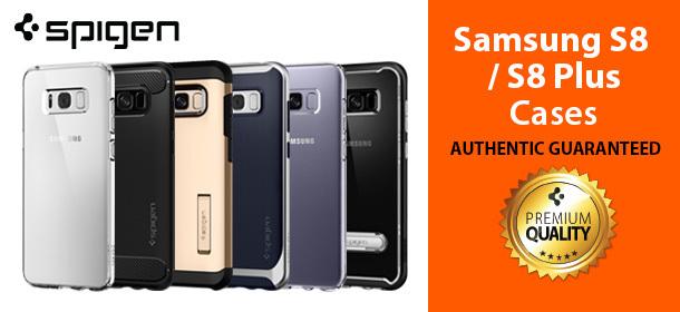 Spigen Samsung S8 / S8 Plus Case