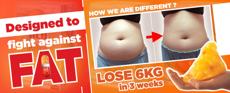 2nd box 40%OFF ! Result Guaranteed! #Lose 6KG in 3weeks !!