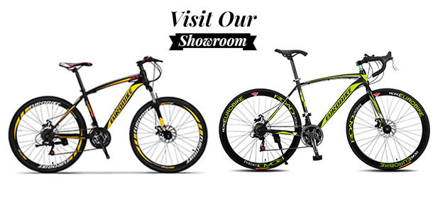Bicycle Sale - Mountain, Foldable, Road, City Bikes