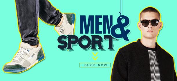 Men & Sports