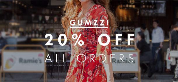 GUMZZI New Arrivals