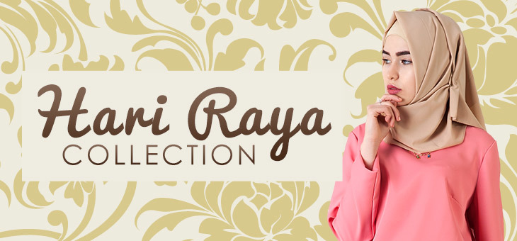 Muslimah Fashion : Hari Raya Collection