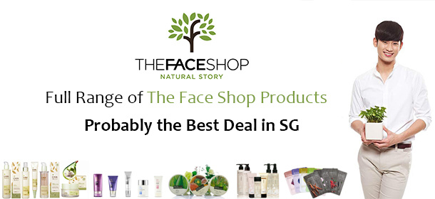 The Face Shop Collections