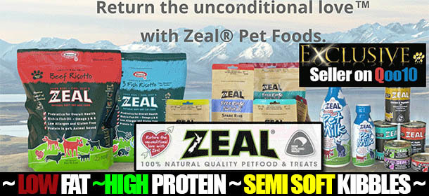 Exclusive seller of ZEAL products of Qoo10