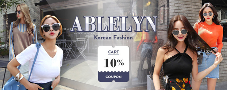 Korean Fashion★ABLELY SUPER SALE