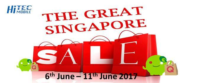 Super Great Singapore Sales