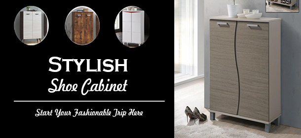 Stylish Shoes Cabinet