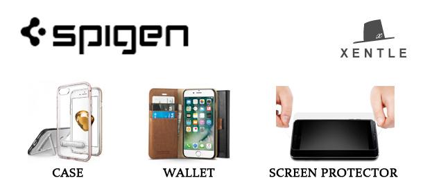 SPIGEN iPhone 7 Plus Case Screen Protector