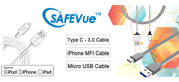 Real Cable with 1 Yr Warranty!