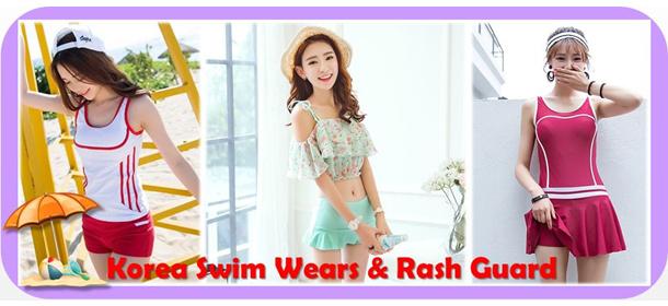 Korea Swim wear