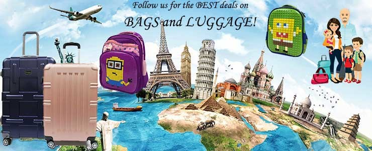 Luggage Outlet - Back to school!