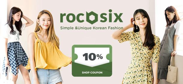 ROCOSIX 2017 S/S Korean Fashion★