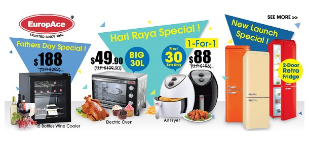 EuropAce HARI RAYA Special Promo