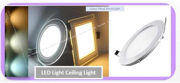 SG Deals LED Ceiling Lamp