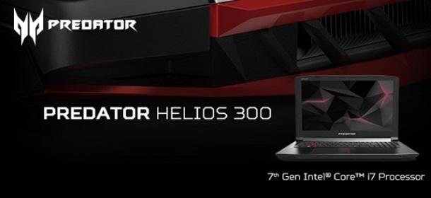 Predator Helios 300 Gaming Laptop