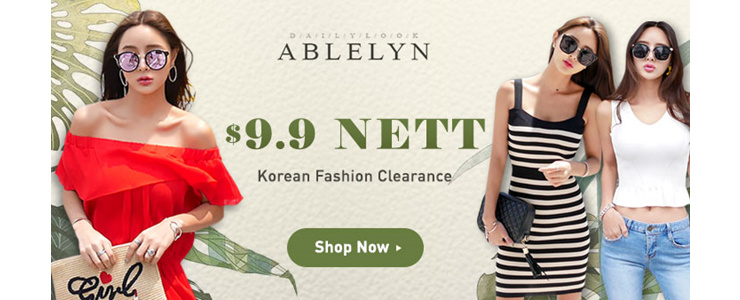 Korean Fashion★ABLELY SUPER SALE