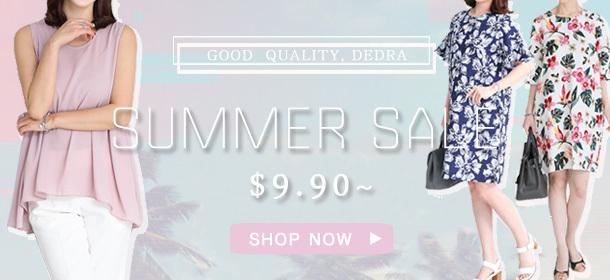 [DEDRA] 2017 SUMMER SALE~!!