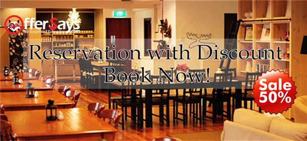Reservation with Discount