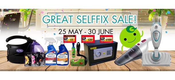 GSS Great Selffix Sale