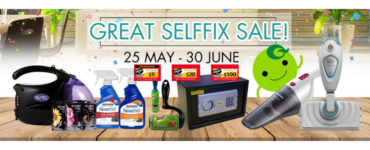GSS Great Selffix Sale