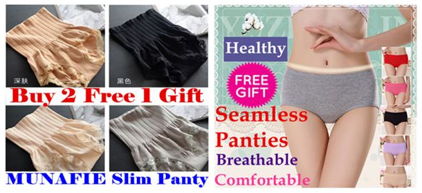 Sexy Solid Women Underwear Cotton Breathable Mid Waist Seamless Appliques Ladies Panties Briefs Girl