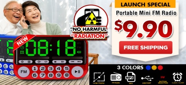 ★ NEW !! Large LCD Display ★