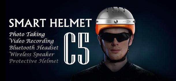 Smart Helmet C5