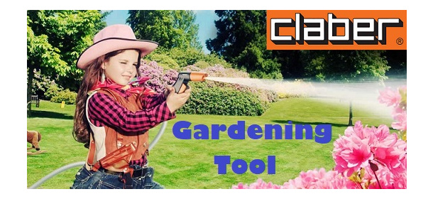 Claber - Gardening System [Made In Italy]
