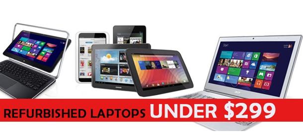 Laptops Under $299
