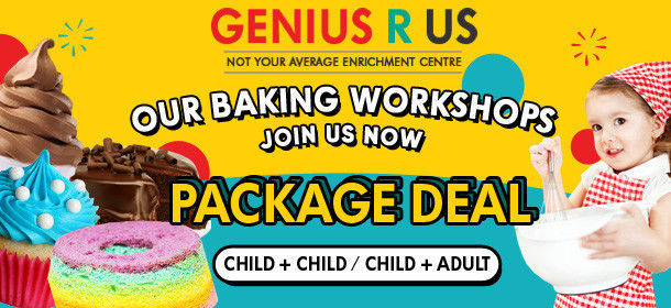 July and August Bakery Workshop Special