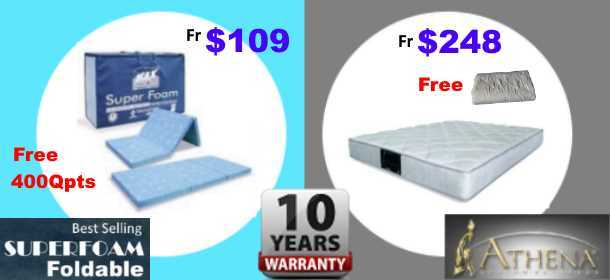 10 Years Warranty - Check it out