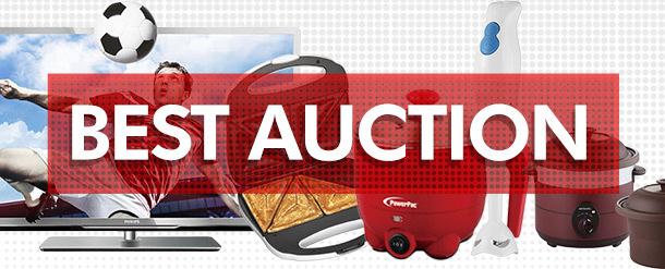New Vision Electronics Best Auction