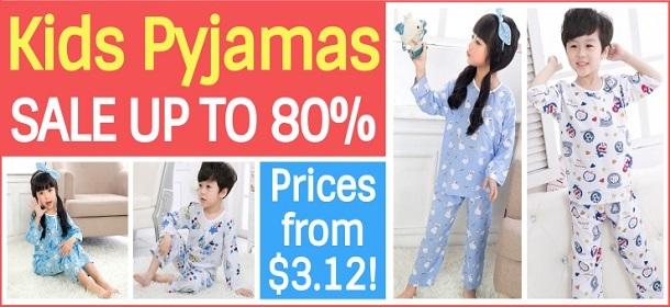 Kids Pyjamas ❤ Baby Wear