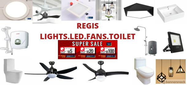 LED LIGHTS, FANS, HEATER, TOILET BOWLS-FACTORY PRICED-LOCAL SUPPLIER