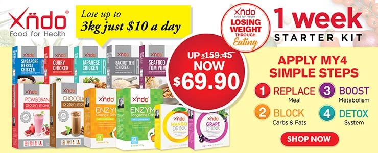 Xndo Best-Selling!