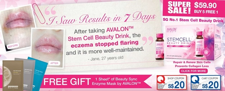 Improve your complexion in 7 days!