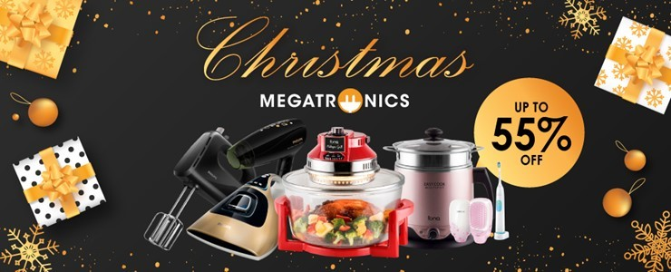 Megatronics Year End Sales