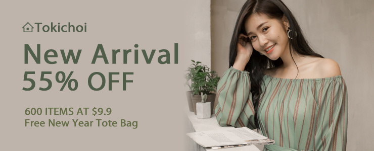New Arrival 55%OFF+$9.9 SALE