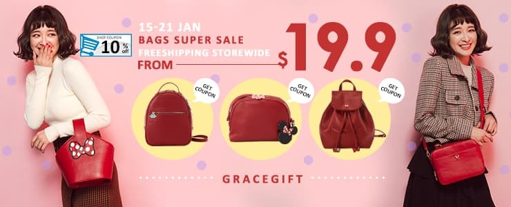 Gracegift-Enjoy CNY Big Sale!