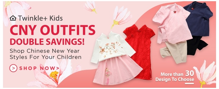 Twinkle + Kids Sales