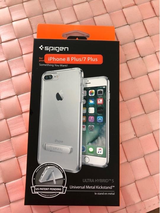 Option: Phone Model:iPhone 8 Plus / 7 Plus / Case Model:Ultra Hybrid S Series / Color:Crystal Clear [043CS20754](+S$10) / Bundle Offer:No need / Bundle ...