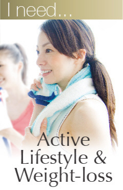 Active Lifestyle & Weight-loss