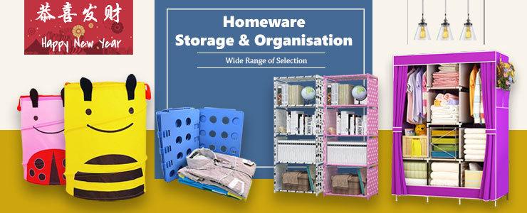 Homeware Storage & Organizer