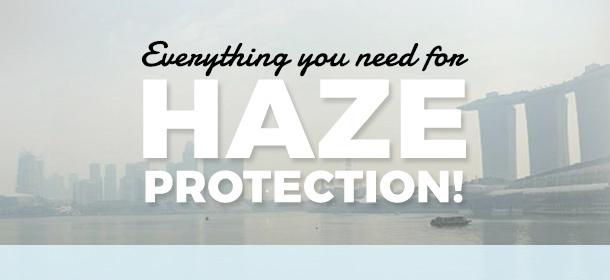 Everything you need for Haze Protection! | Qoo10.sg