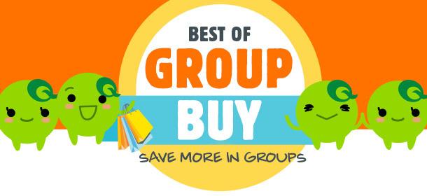 GroupBuy Bestsellers
