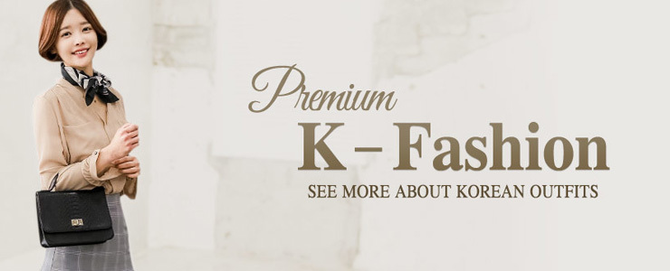 New Arrivals! K-Fashion