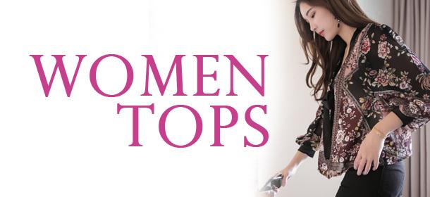 Korean women Tops
