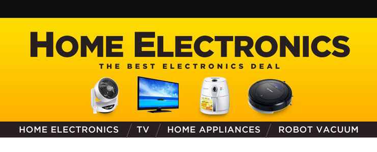 The Best Of Home Electronics!