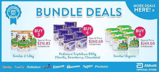 Abbott Official Store Bundle Deals