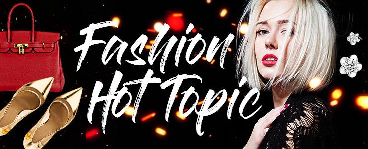 ►Fashion Hot Topic